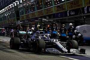 Singapur GP öncesi: Kullanılan/kullanılmayan lastikler