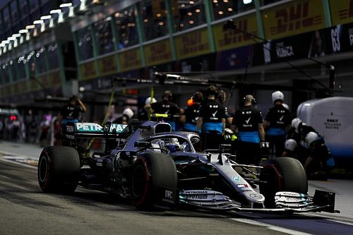 "Bottas: Mercedes can learn from breach of ""clear procedure"""