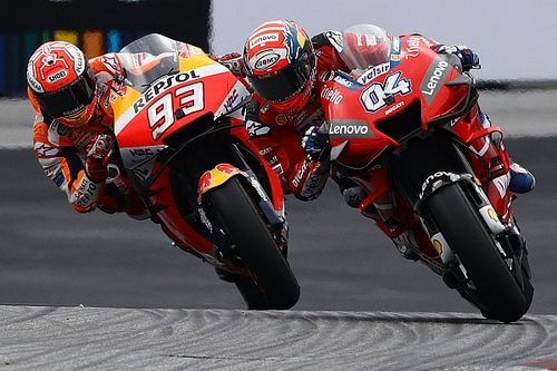 """L'Autriche 2019, """"la dernière grosse émotion"""" de Dovizioso avec Ducati"""