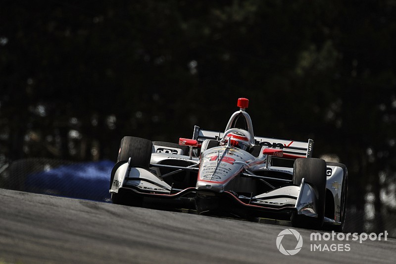 Will Power supera Rossi e conquista 57ª pole da carreira