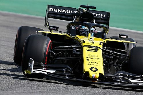 "Ricciardo: Important to keep Renault criticism ""constructive"""