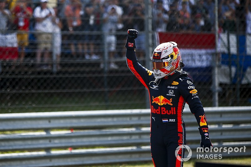 Hungarian GP: Verstappen beats Bottas to grab maiden F1 pole
