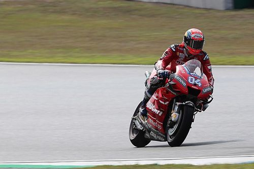 Warm-up - Dovizioso se montre avant la course, Márquez sixième