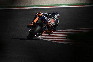 Moto2 Buriram: Marini topt vrijdagtrainingen, Bendsneyder 24ste