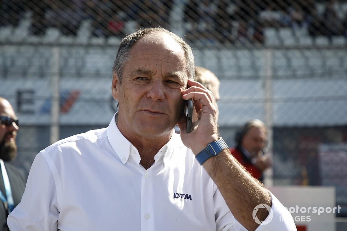 DTM会長のゲルハルト・ベルガー、アウディ撤退に落胆「大変厳しい日となった」