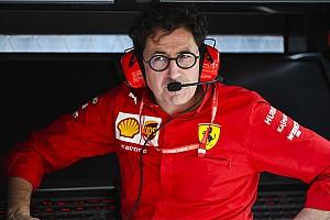«Приказы из боксов будут». Бинотто решил заставить гонщиков соблюдать интересы Ferrari