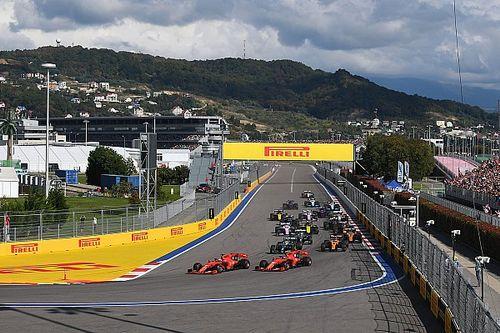 Un double Grand Prix à Sotchi n'est pas exclu