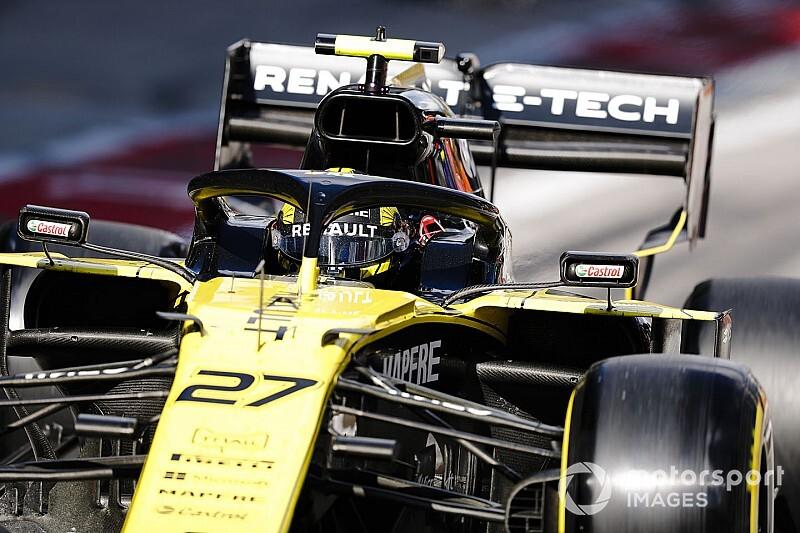 Hulkenberg ve Ricciardo hayal kırıklığı yaşıyor