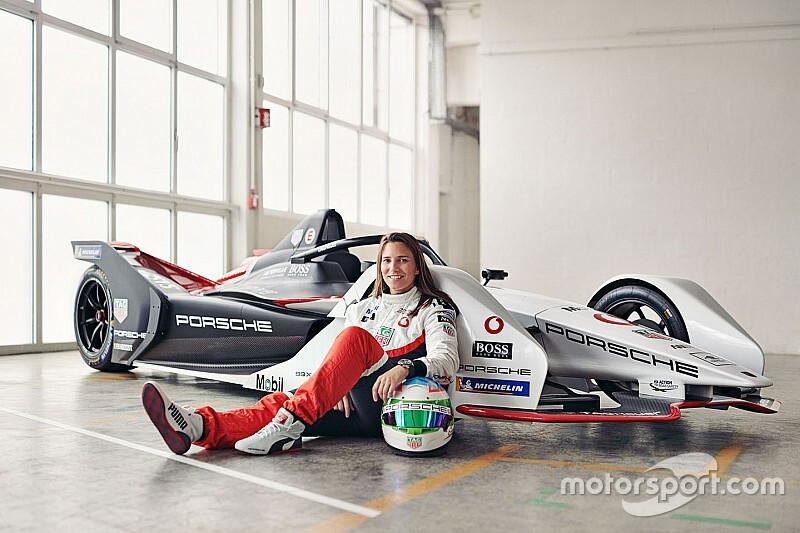 De Silvestro w zespole Porsche