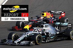 Motorsport Report F1: cosa c'è dietro alla rimonta di Hamilton in Ungheria