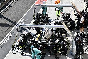 Слухи: Mercedes получил дополнительные 20 л.с. с помощью нового топлива