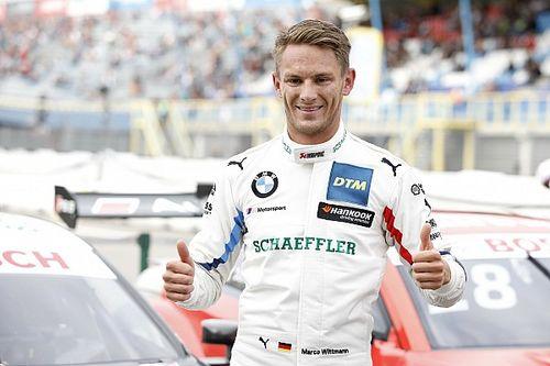 Wittmann szybszy od Audi