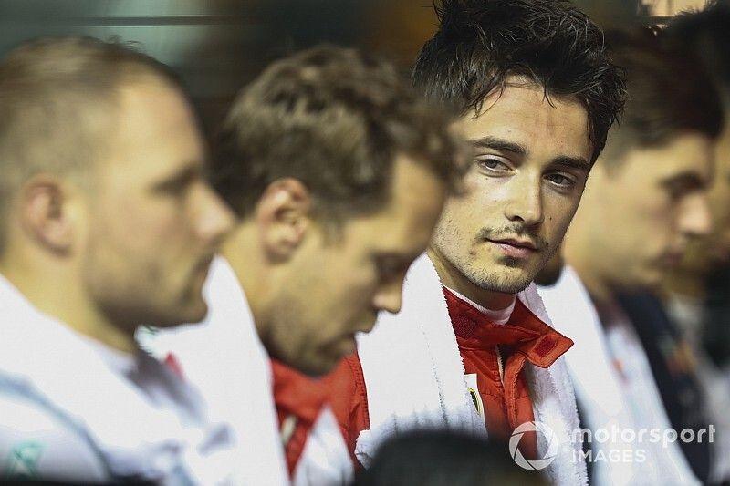 Mercedes se frota las manos con una posible rivalidad Vettel-Leclerc