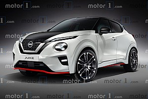 Nuova Nissan Juke, arie da sportiva per la Nismo