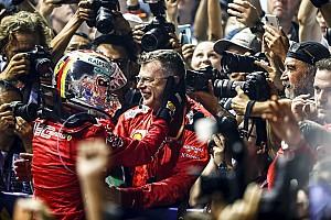"Vettel: ""Teambelang Ferrari gaat boven eigenbelang"""