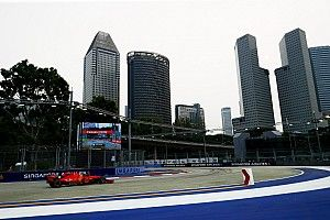 Live: Follow practice for the Singapore GP as it happens