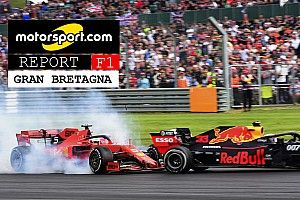 Motorsport Report F1: dentro la crisi di Vettel a Silverstone