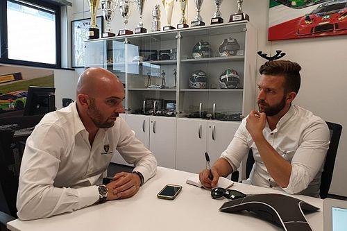 """Sanna: """"Lamborghini resta in GT3, Hypercar per ora poco chiare"""""""