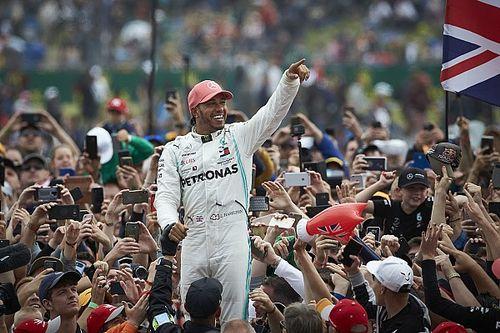 Estadísticas: Victoria 80 en F1 para Hamilton