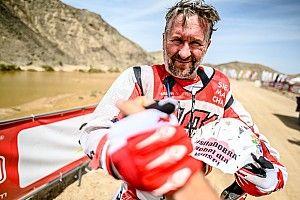 Sonik: Każdy z nas potraktował Silk Way Rally jak Dakar
