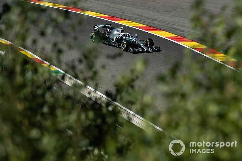 """Bottas: """"A Ferrari kinyír bennünket az egyenesekben"""""""