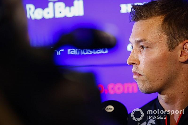 Kvyat comprend pourquoi Red Bull a choisi Albon