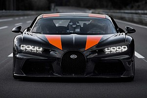 Bientôt de nouveaux records pour Bugatti?