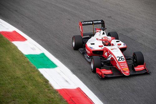 F3, Monza: Armstrong penalizzato, sfuma la tripletta Prema
