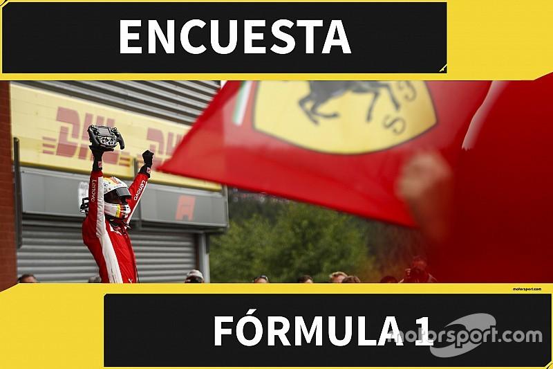 Encuesta del día: ¿Vettel ganará esta temporada?
