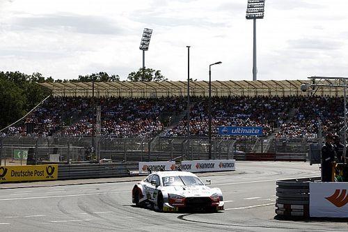 DTM Norisring: Rast met miniem verschil op pole, Frijns P11