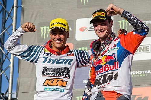 Bondscoach: Herlings en Coldenhoff beste GP-rijders ter wereld