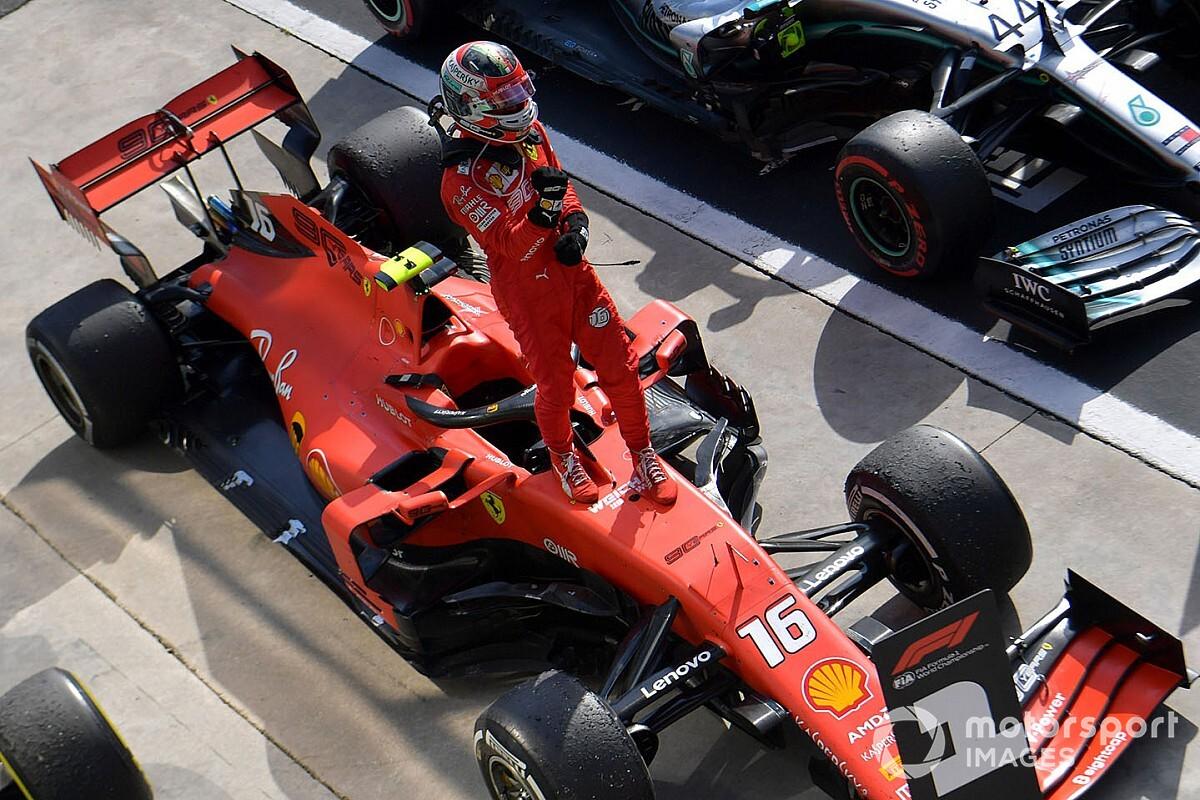 Monza not Ferrari's last chance to win in 2019 - Binotto