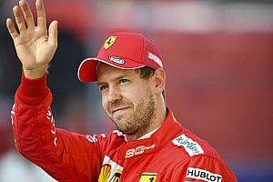 "Vettel ""Piloto del Día"" del GP de Rusia"