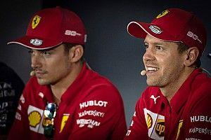 Chefe da Mercedes: dupla da Ferrari está criando uma rivalidade