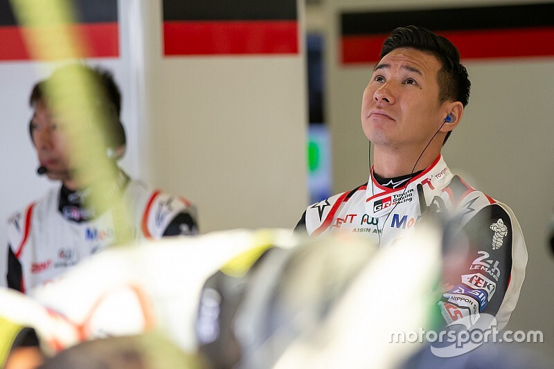 "Kobayashi ""demotivated"" by LMP1 handicap rules"