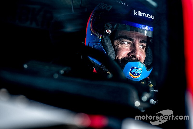 Alonso y el Dakar: 'buscando los límites para mejorar'