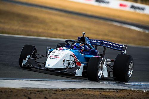 Martin lands AGI S5000 seat