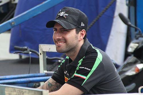「また日本でレースができる!」カルダレッリ、1年ぶりの鈴鹿に気合十分