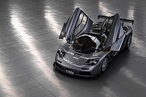 Près de 20 millions de dollars pour une McLaren F1!