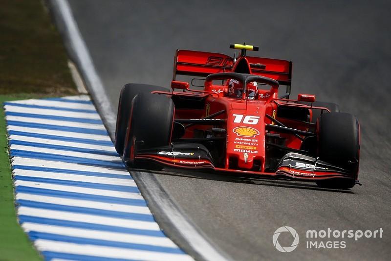 Stratégie - La pluie, meilleure chance de Ferrari?