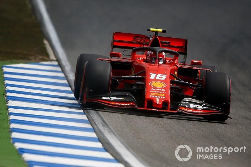 フェラーリ、ルクレールに起きたトラブルは未解決「再発の可能性低いが……」