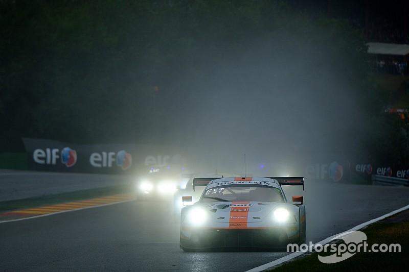 24 Ore di Spa: doppietta Porsche e successo per il GPX Racing