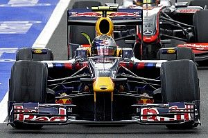 Toutes les Red Bull F1 depuis 2005