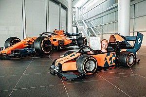 McLaren подарила 4-летнему фанату Норриса картонную машину (самая милая история месяца!)