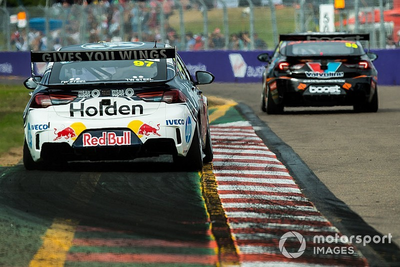 Supercars Holden to undergo fresh aero change