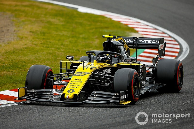 "Renault vante la ""classe extraordinaire"" de Ricciardo et Hülkenberg"