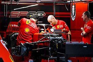 La nouvelle Ferrari a démarré à Maranello