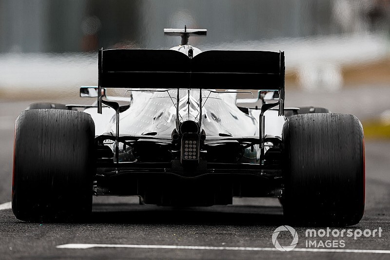 "Hamilton predicts F1 will keep DRS ""for a while"" yet"