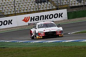 Hockenheim DTM: İlk yarışı Rast kazandı, Button 9. oldu