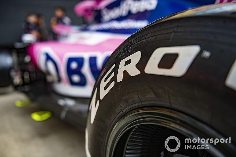 Pirelli, con el tiempo justo para el neumático 2020